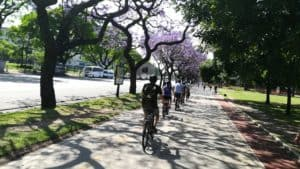 El mejor biciTour in Buenos Aires