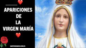 Apariciones de la Virgen Maria