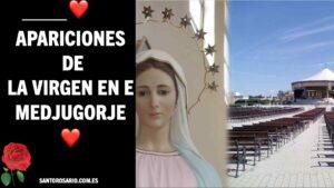 Apariciones de la Virgen en Medjugorje