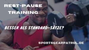 Bild Rest Pause Training