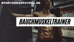 Bild Bauchmuskeltrainer