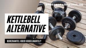 Kettlebell Alternative