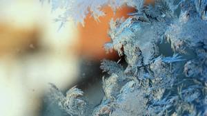 Winter frost window design