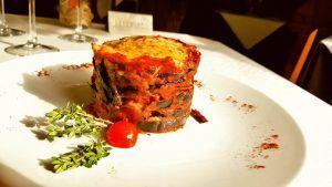 Restaurante italiano Cinquecento Valencia Parmigiana