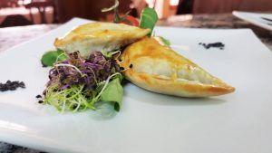 Restaurante italiano Cinquecento Valencia panzerotti pasta fresca