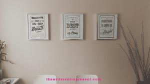 15 Inspirational Wall Art Printables