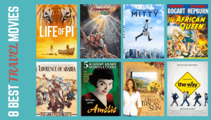 What Movie Should I Watch? Here are 8 Best Travel Movies