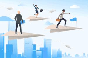 Recruitment Process Vector | Amazon Internship