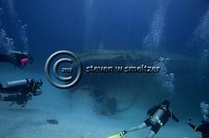 Diving the USS Kittiwake