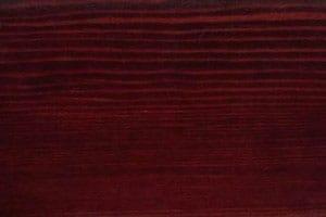 SZ-13 Bútor színminta: mahagóni szín - pácolt és felületkezelt egyedi bútor. Anyaga bükk