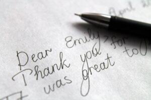 english, letter, correspondence