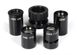 Variety of High Resolution Lens Sizes
