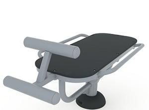 ExoOne Sit up bench