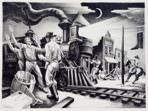 Thomas Benton's Jesse James