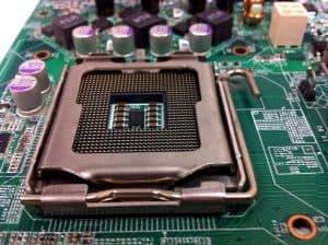 Prozessor - Maschinen machen keine Fehler
