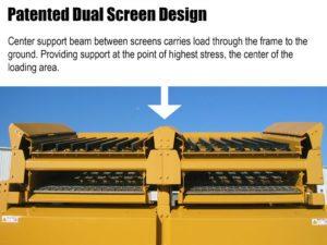Scalper 107T & 107D Dual Screens