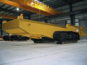 Spyder 516T & 512T Structure