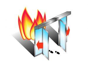 automatische brandeuren