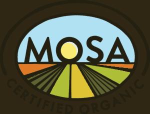 MOSA Certified Organic logo