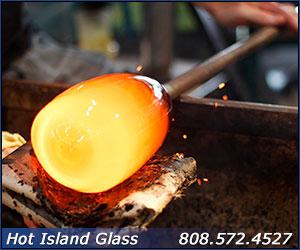 Maui glass blowers