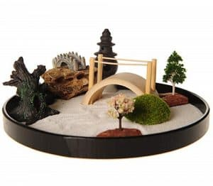 desktop japanese zen garden