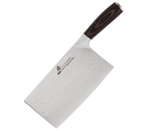 Zhen Japanese VG-10 67-Layer Damascus Steel Chef Cleaver Knife