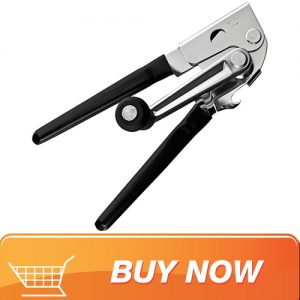 Swing-A-Way Easy-Crank Can Opener with Folding Crank