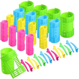 Magnetic Hair Rollers Variety Pack