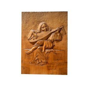 """Giorgio Benedetti """"Musicien de Luth"""", 1970s"""