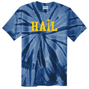 Tie Dye T Shirt 2021