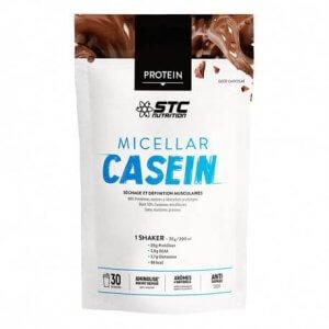 micellar casein chocolat