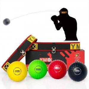 YMX BOXING Ultimate Reflex Ball Set (1)