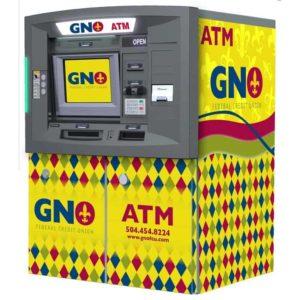 Hyosung 7600i SharkSkin ATM Wrap