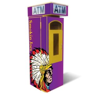 Outdoor Universal ATM Security Surround – Removable Topper Wrap