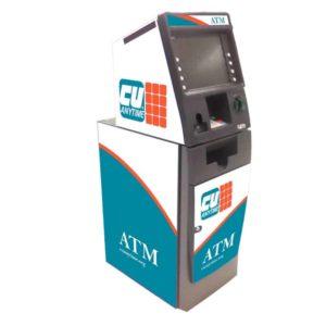 NCR 2016 (SelfServ 16) Custom ATM Graphic Wrap