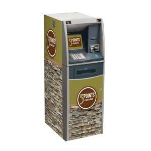 Diebold 500/500e Custom ATM Graphic Wrap