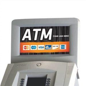 Custom ColorBrilliance Triton Low ATM Graphic Topper Insert (13×7)