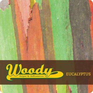 Woody ATM Wrap Eucalyptus