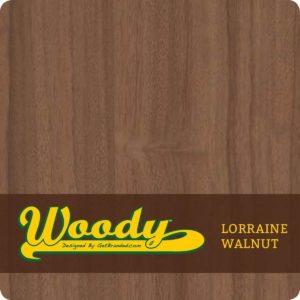 Woody ATM Wrap Lorraine Walnut