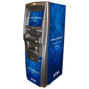 Hyosung MX5300XP Custom SharkSkin ATM Wrap