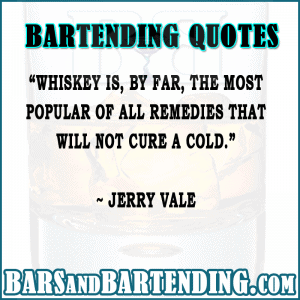 bar quotes cure cold