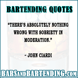 bar quotes sobriety moderation