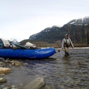 February Fishing BC Whistler