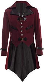ropa gotica hombre