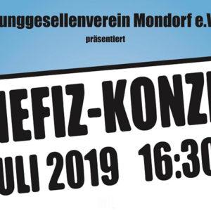 """Benefizkonzert der Party-Coverband """"Sidewalk"""" am 20. Juli 2019"""
