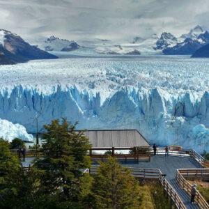 Balcones del Glaciar Perito Moreno
