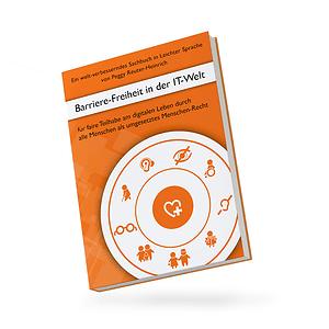 Bild vom gedruckten Buch Barrierefreiheit in der IT-Welt