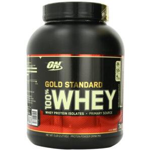 100% Whey Gold Standar 5 lbs
