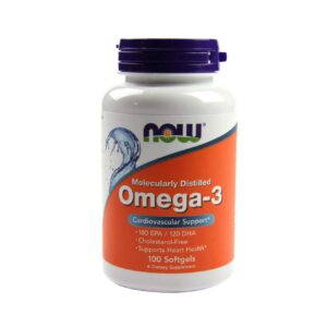 Now Foods Omega 3 100