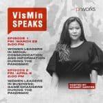 Chassy Cortes grills women journalist leaders